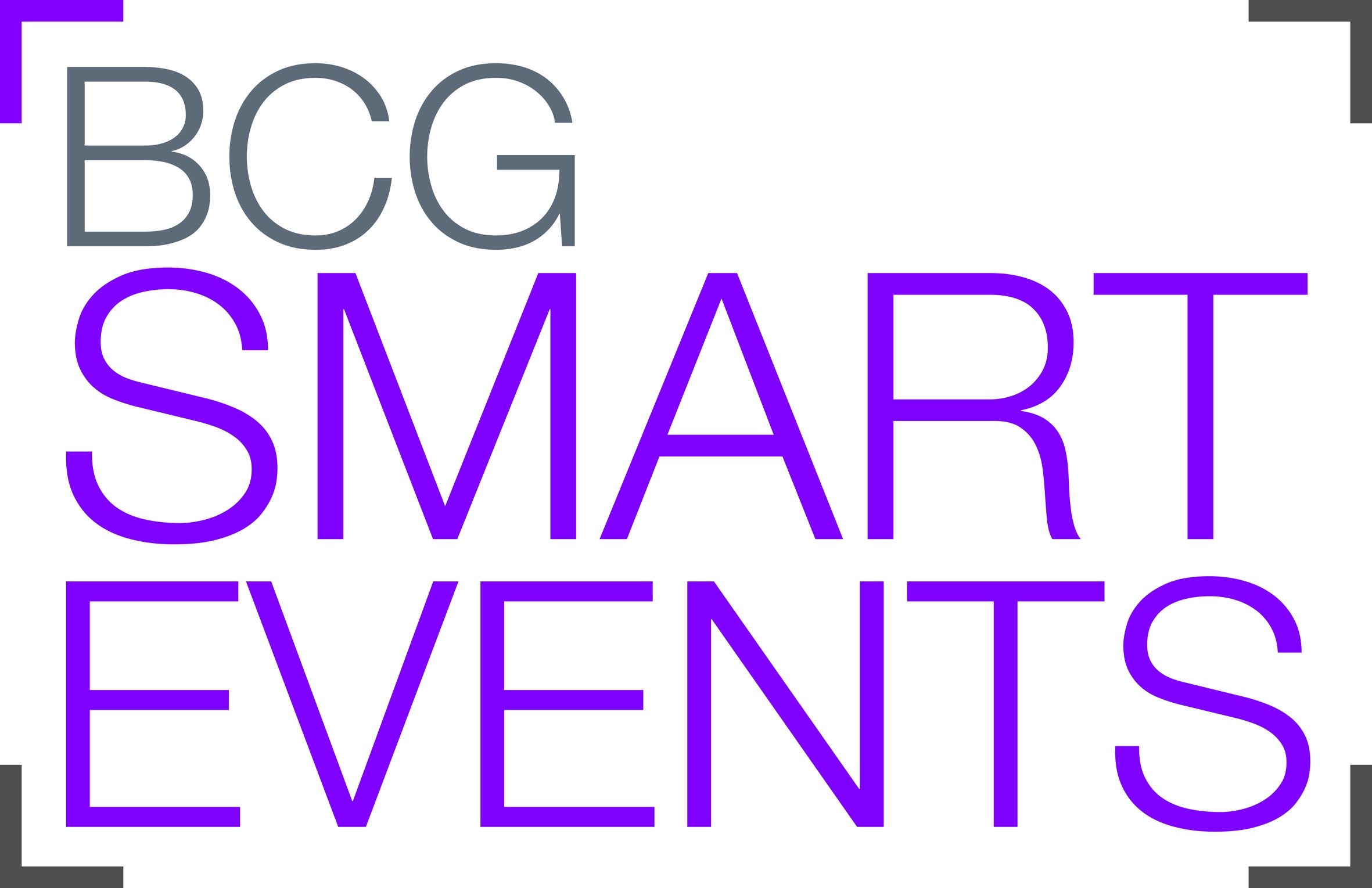 BCG SMART EVENTS